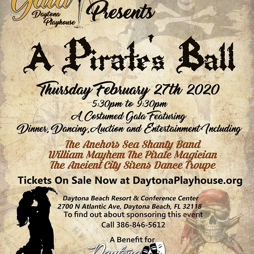 A Pirates Ball with The Anchors