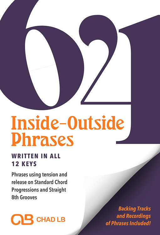 (Treble Clef) 64 Inside Out Phrases
