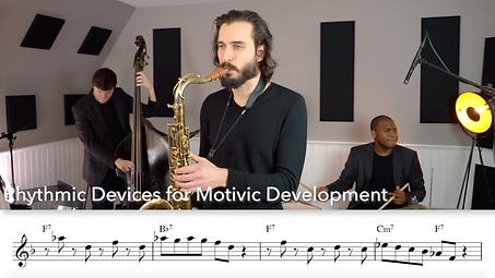 Screenshot soloing techniques masterclas
