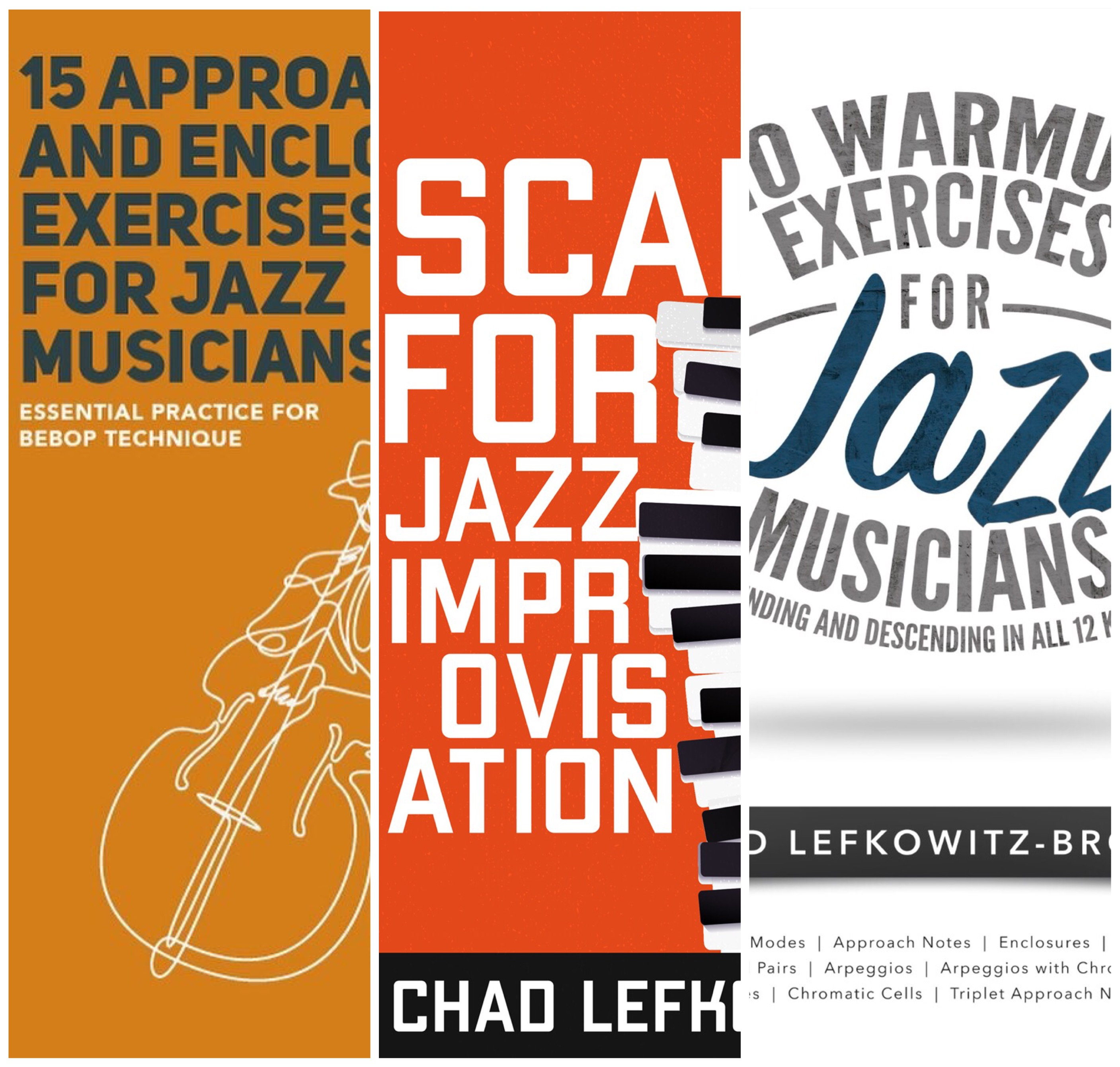 (Bass Clef) Technique Package Deal - All 3 Technique PDF Packages! | Jazz  Lesson Videos