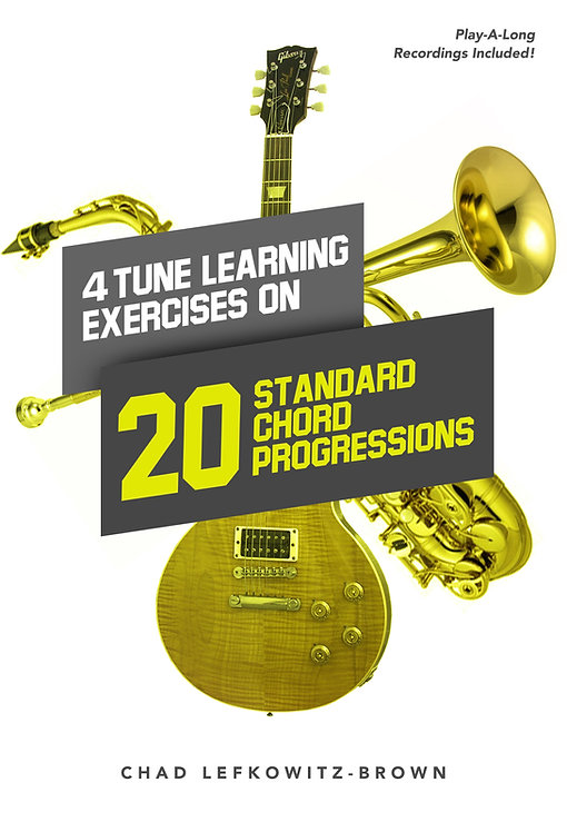 (C) 4 Tune Learning Exercises (Digital Download + Tracks)