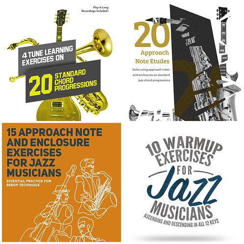 (Bass Clef) Package Deal - All 4 PDF Packages!