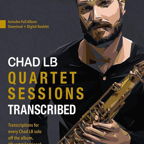 (Eb) Chad LB Quartet Sessions Transcribed