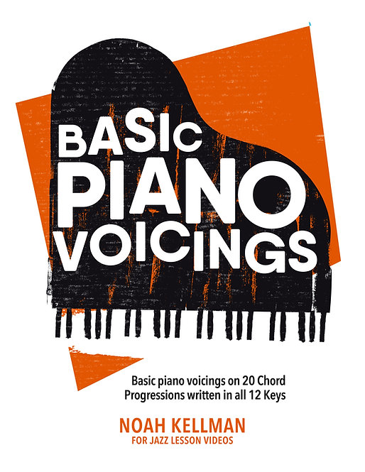 Basic Piano Voicings