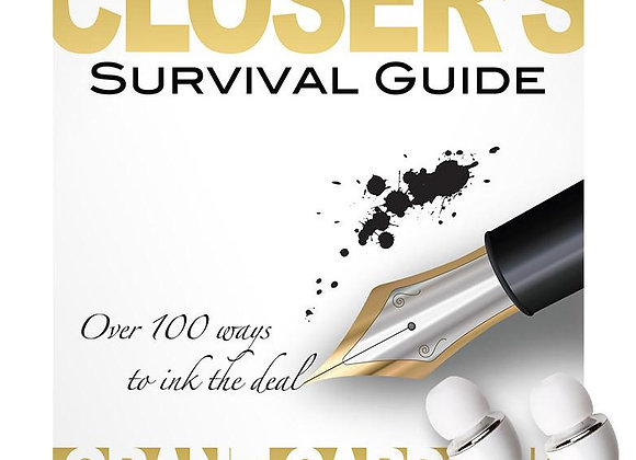 THE CLOSER'S SURVIVAL GUIDE MP3