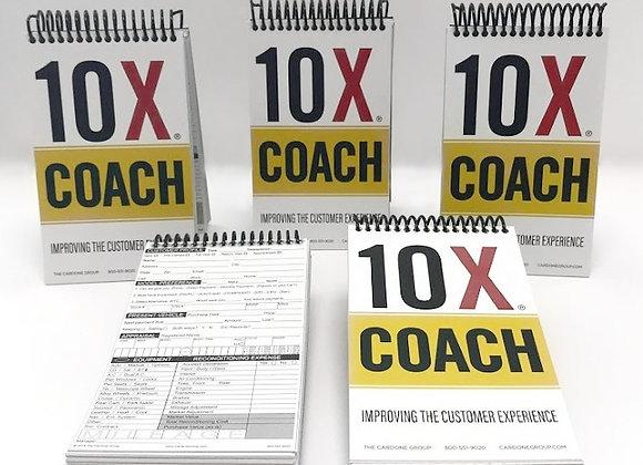 25 Coach Pads