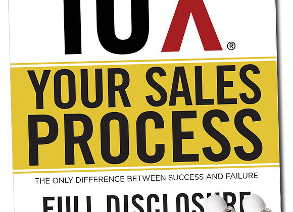 Full Disclosure Negotiations MP3 Digital Download