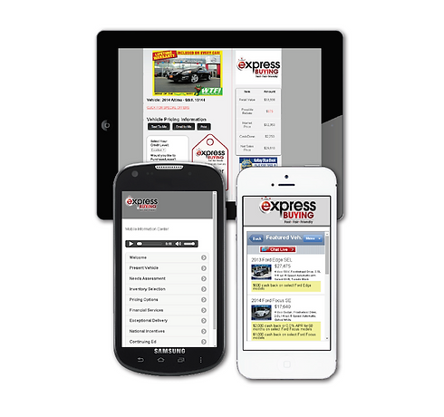Express Buying Mobile
