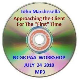 "Approaching the Client for the ""First"" Time MP3"