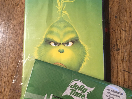 Day 11: Watch The Grinch