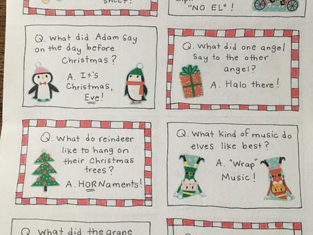 Day 16: Christmas Jokes