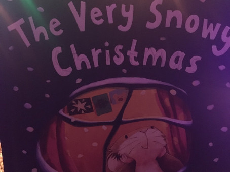 Day 12: Read The Very Snowy Christmas