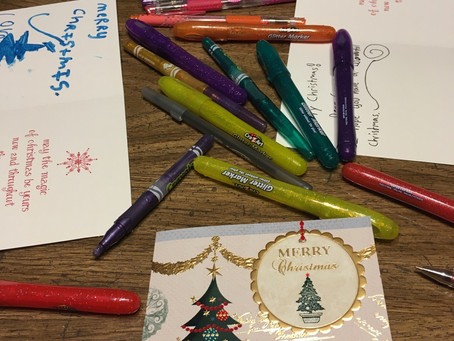 Day 14: Send Christmas Cards
