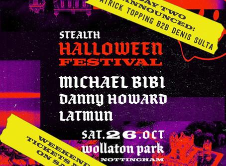 Festival Review: Stealth Halloween Festival 2019