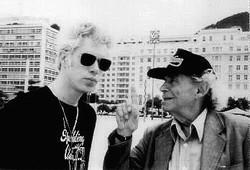 Jim Jarmusch and Samuel Fuller