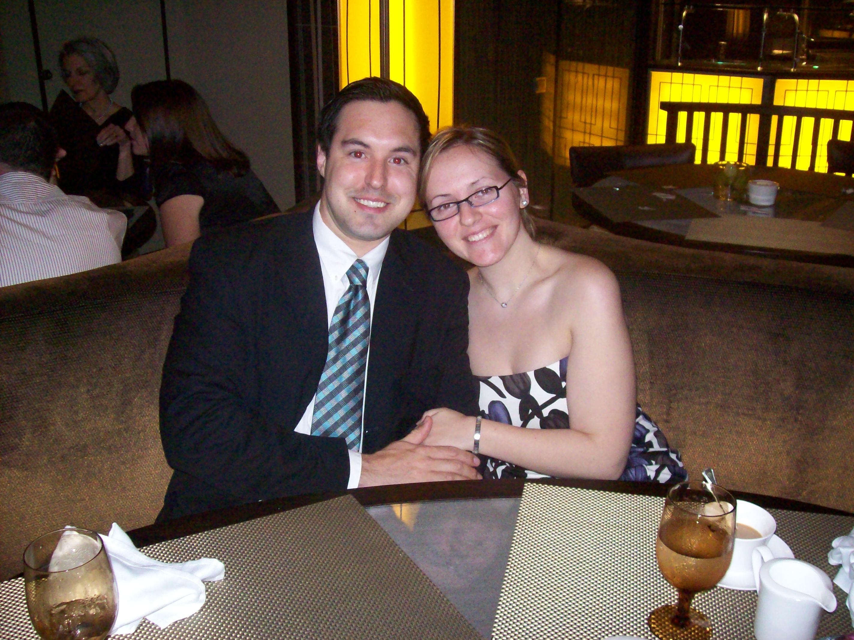 Nick and Rebecca