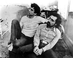 Martin Scorsese and Robert DeNiro