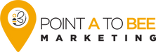 Point A to Bee Marketing Logo