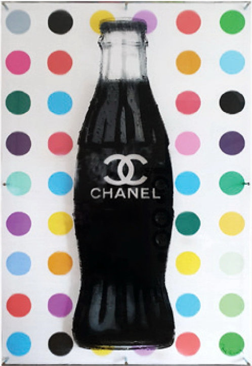 Paul Thierry, Coke Chanel, 2020