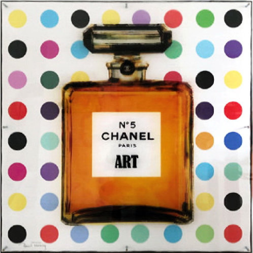Paul Thierry, Chanel Orange Art, 2014