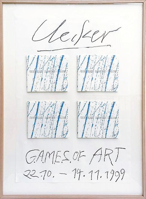 Günther Uecker | G.A.M.E.S. of Art | 1999