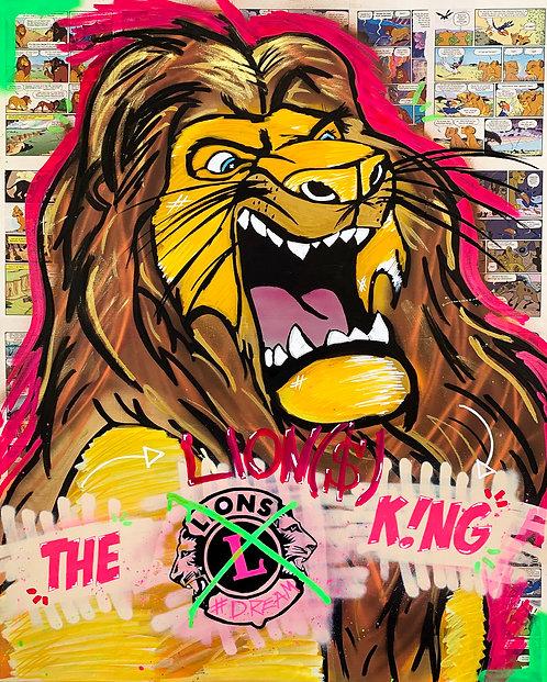 dekLart, The Lion(s) King, 2019