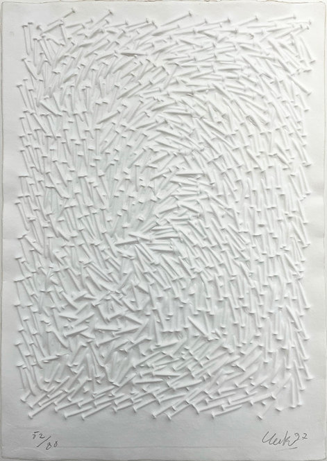 Günther Uecker | Ohne Titel |1997