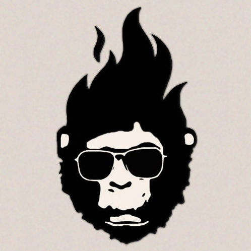 Marisa Rosato, Fire (Pop Chimps), 2020