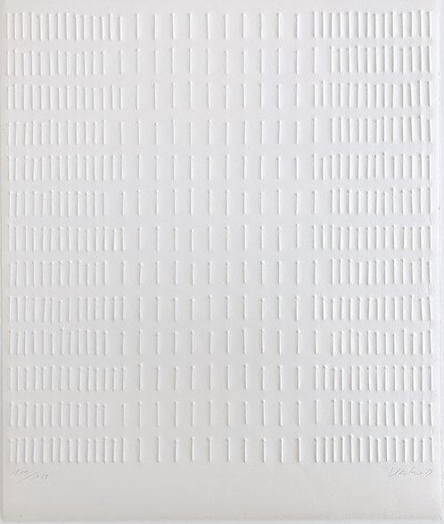 Günther Uecker | Ohne Titel, 1971