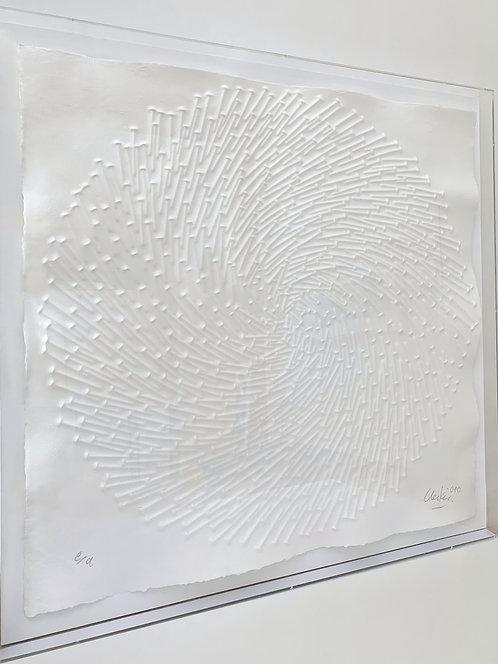 Günther Uecker   Spirale 2010