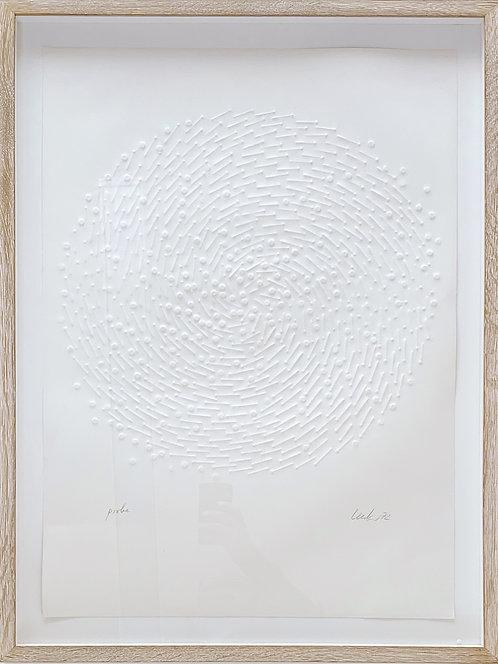 Günther Uecker | Spirale (#2) 1972