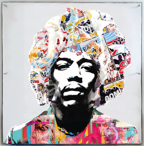 Paul Thierry, Jimmy Hendrix, 2020