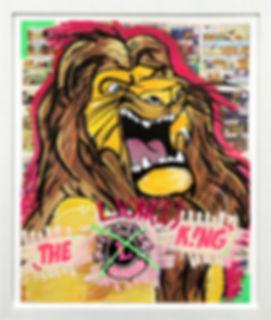The Lion(s) King von Dennis Klapschus dekLart