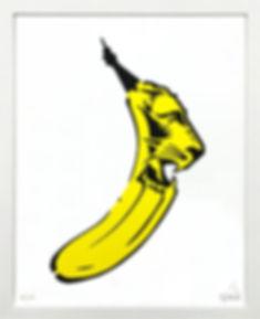 """""""Lions-Banane"""" von Thomas Baumgärtel"""
