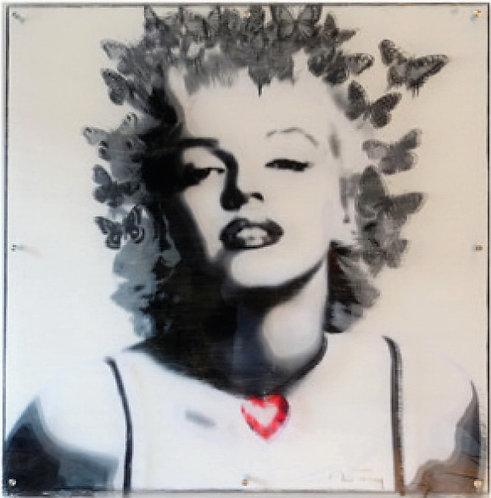 Paul Thierry, Marilyn Lebe deinen Traum, 2017
