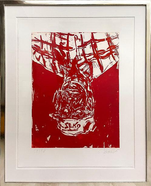 Georg Baselitz, Zero für den Maler, 2005