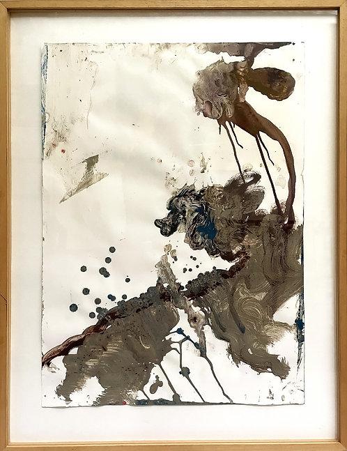 Felix Droese, Abstrakt, 1988