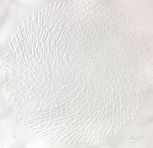 Günther Uecker | Spirale | 2010