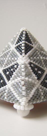 3 Shades of Grey Pyramid
