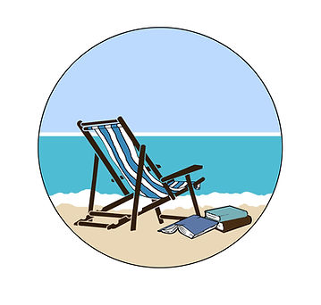 Beach Town Books logo