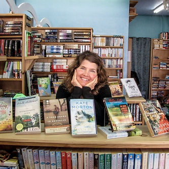 Come say hi to the owners of Beach Town Books Scott and Debbie or find great service from our friendly and knowledgable staff