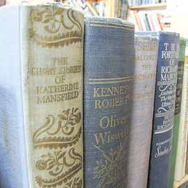 Great selection of classic and vintage books at Beach Town Books
