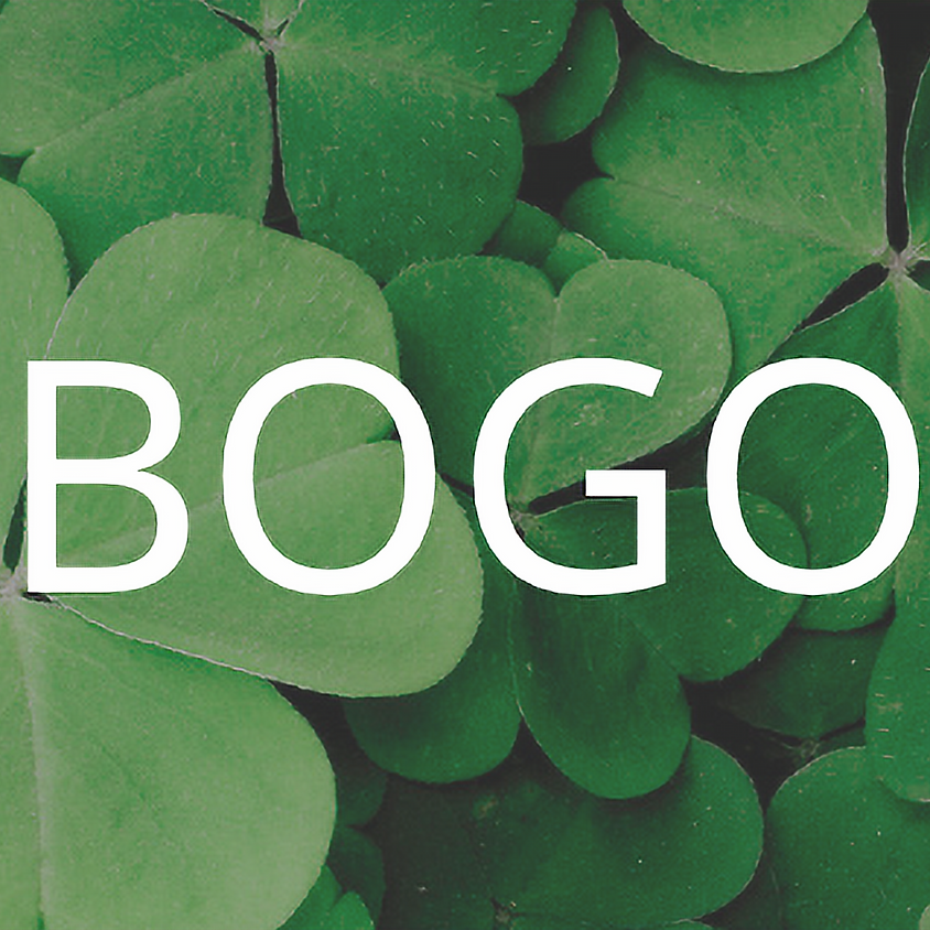 St. PLAYERS Day: Get Lucky! 7:30pm BOGO
