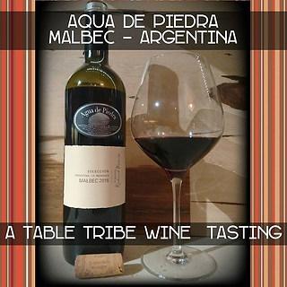 Aqua de Piedra Malbec - Argentina