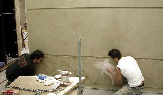 venetian stucco tiffany's