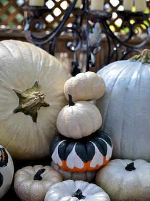 Halloween Decor carveless