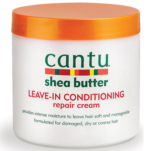 Cantu Shea Butter Leave-in Conditioning Repair Cream (16 oz.)- 453g