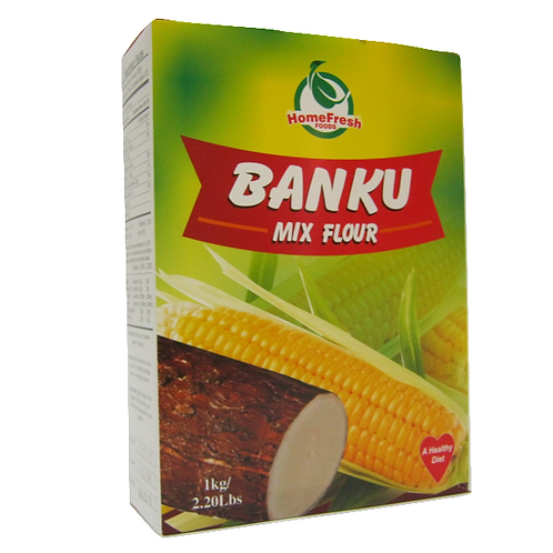 HomeFresh Banku Mix - 1kg