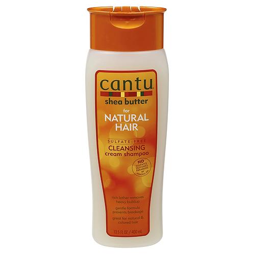 Cantu Sulfate-Free Cleansing Cream Shampoo (13.5 oz.)- 383g