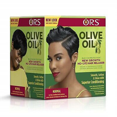 ORS Olive Oil No-Lye Hair Relaxer (Normal)